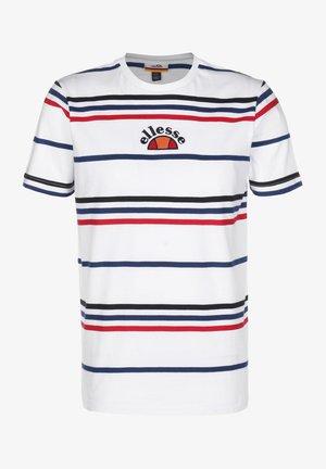 MINIATI - Print T-shirt - white