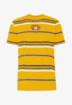 MINIATI - T-shirt print - yellow