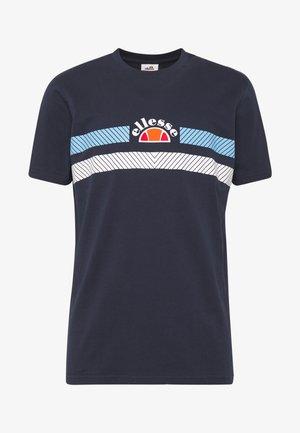 LORI - T-shirt con stampa - navy