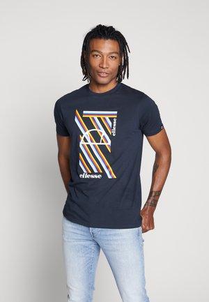 MAROTTA - T-Shirt print - navy