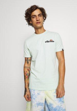 VOODOO - Print T-shirt - light green