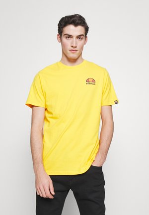 CANALETTO - T-shirt print - yellow