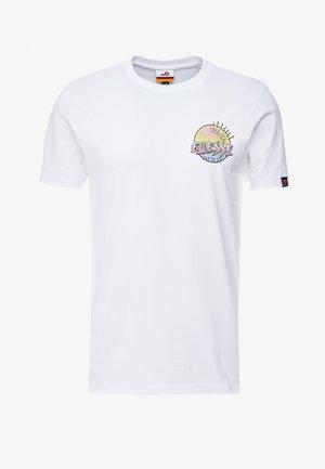 GREAT - T-shirts print - white