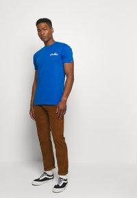 Ellesse - VOODOO - Camiseta básica - blue - 1