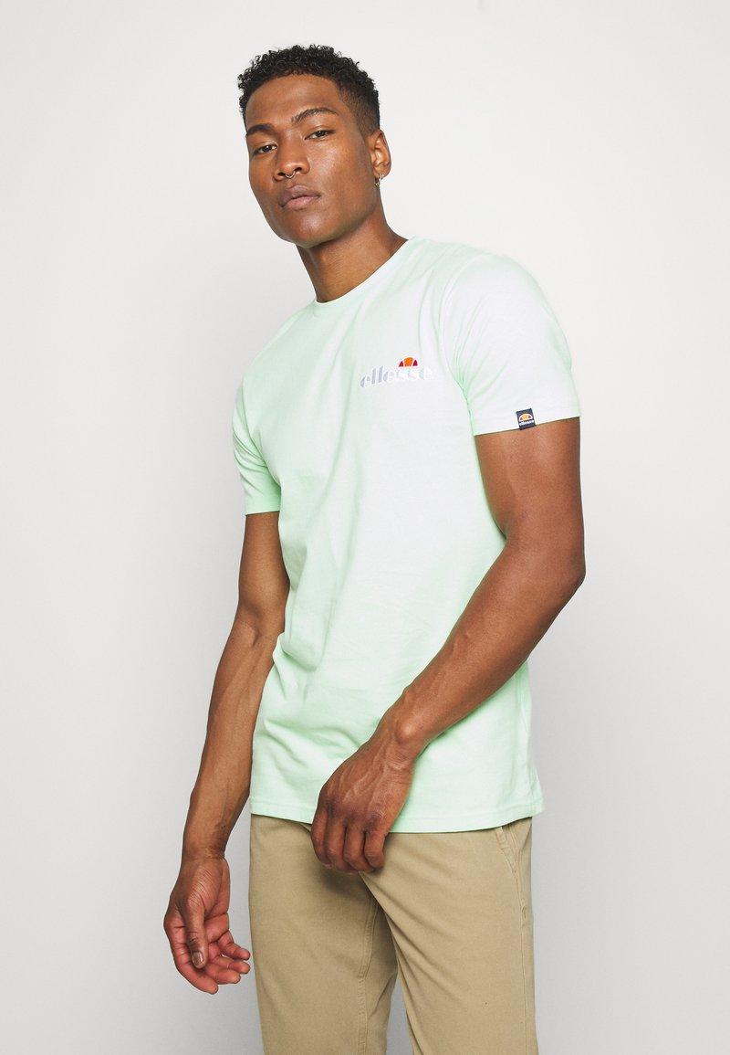 Ellesse - VOODOO - Basic T-shirt - green