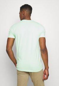 Ellesse - VOODOO - Basic T-shirt - green - 2