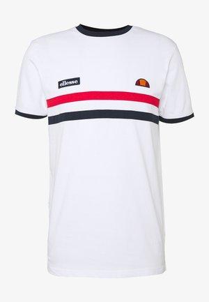 BANLO - T-shirts print - white
