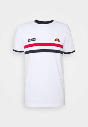 BANLO - T-Shirt print - white
