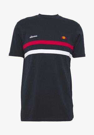 BANLO - Camiseta estampada - navy