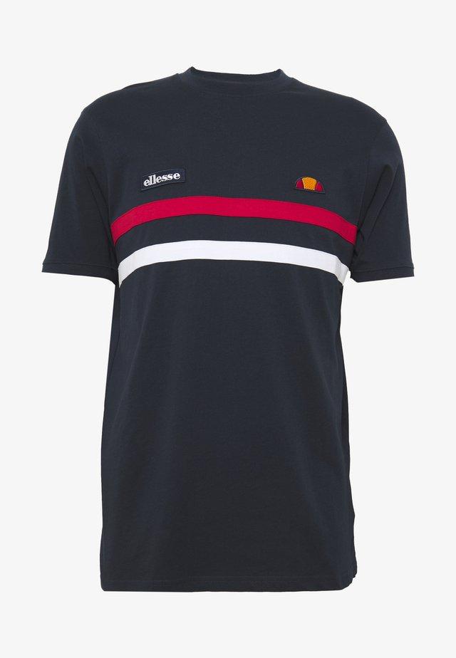 BANLO - T-shirt print - navy