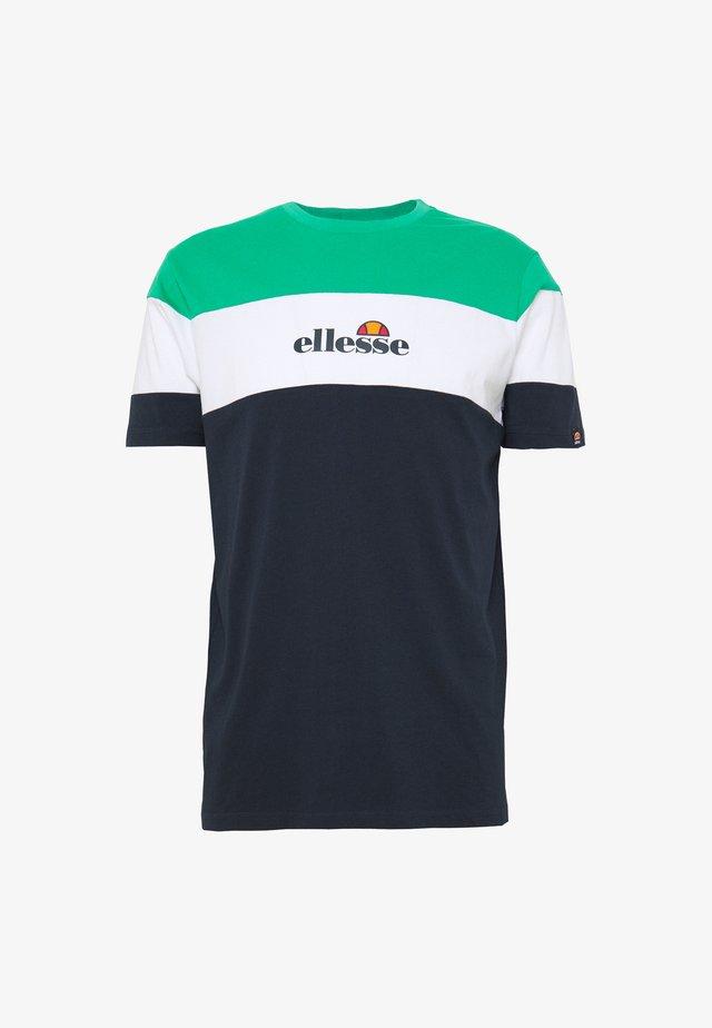 MINISTRY - T-shirt print - navy