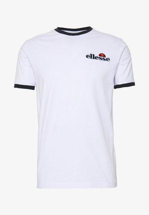RINGER - Printtipaita - white
