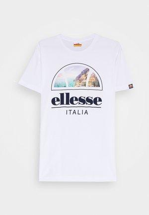 CHIA - T-shirts print - white