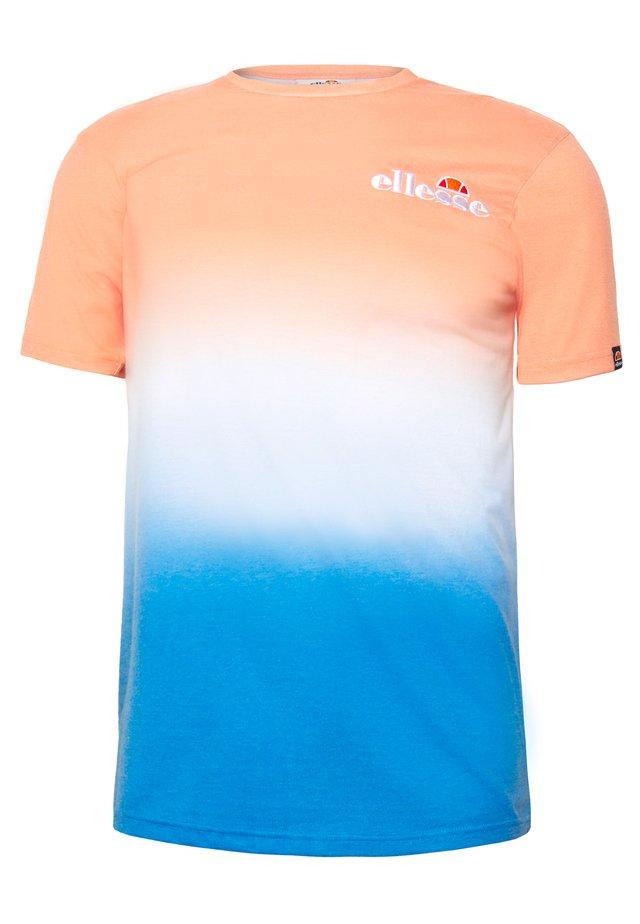 VOODOO FADE - T-shirt print - orange