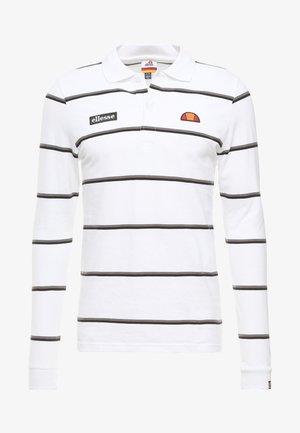MAFFIO - Polo shirt - white