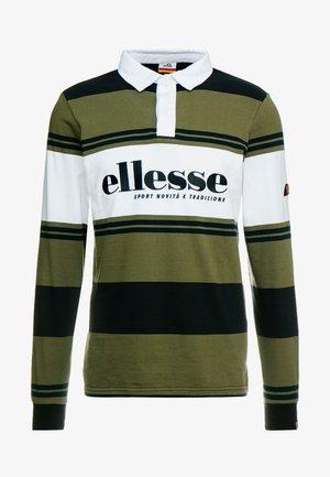 ENKIR - Polo shirt - khaki