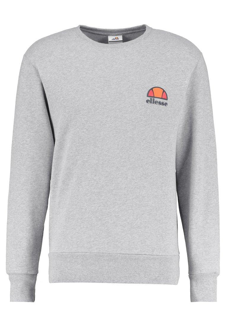 ellesse sweater grey heather black white jersey