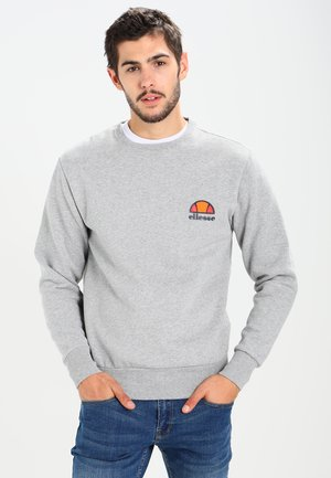 DIVERIA - Sweater - ath grey marl