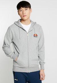 Ellesse - MILETTO - veste en sweat zippée - grey - 0