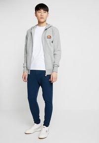 Ellesse - MILETTO - veste en sweat zippée - grey - 1