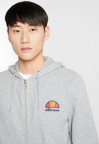 Ellesse - MILETTO - veste en sweat zippée - grey - 3