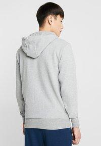 Ellesse - MILETTO - veste en sweat zippée - grey - 2
