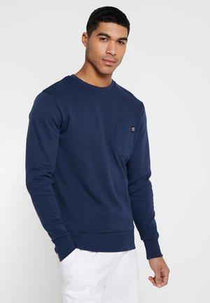 THENOR - Camiseta de manga larga - navy