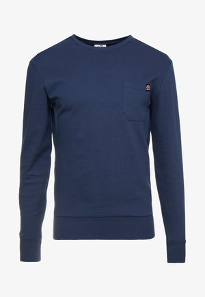 THENOR - Long sleeved top - navy