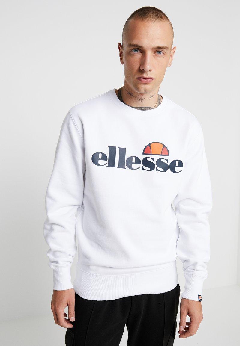 Ellesse - SUCCISO - Sudadera - white