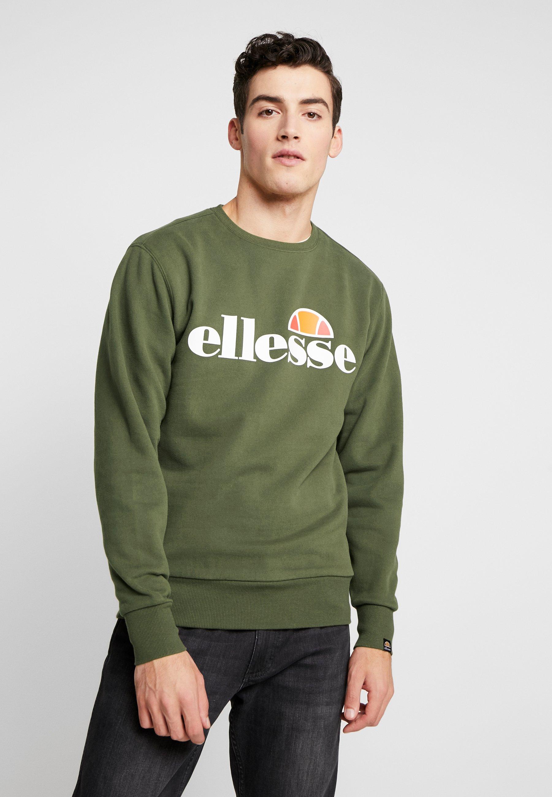 Ellesse SUCCISO - Bluza - khaki