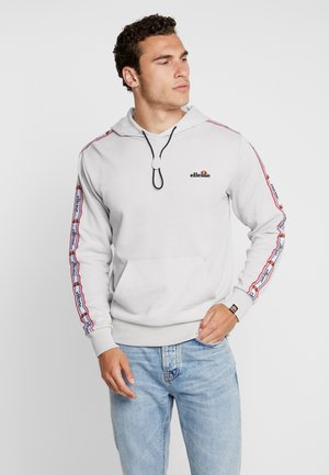 MONTERREY - Sweat à capuche - light grey