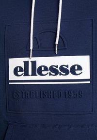Ellesse - VELINO - Jersey con capucha - navy - 5