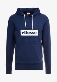 Ellesse - VELINO - Jersey con capucha - navy - 4