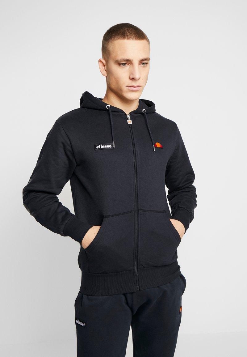 Ellesse - CARLINT - Zip-up hoodie - black