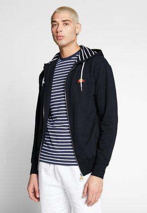LANTE - Zip-up hoodie - navy