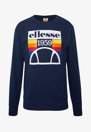 TUCCI - Sweatshirt - navy