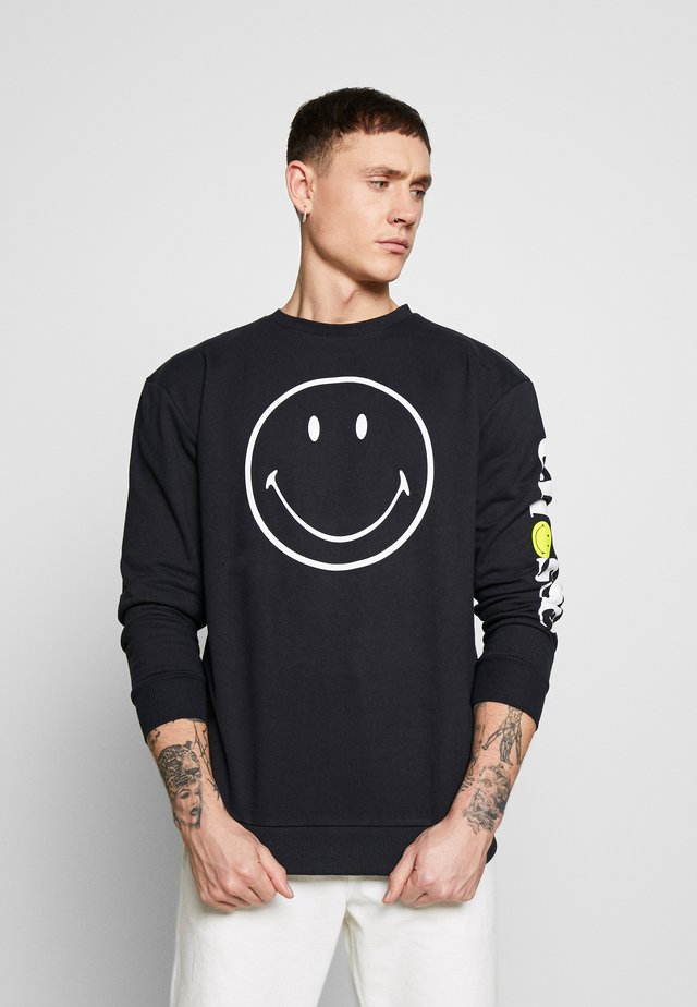 CORTE - Sweatshirt - black
