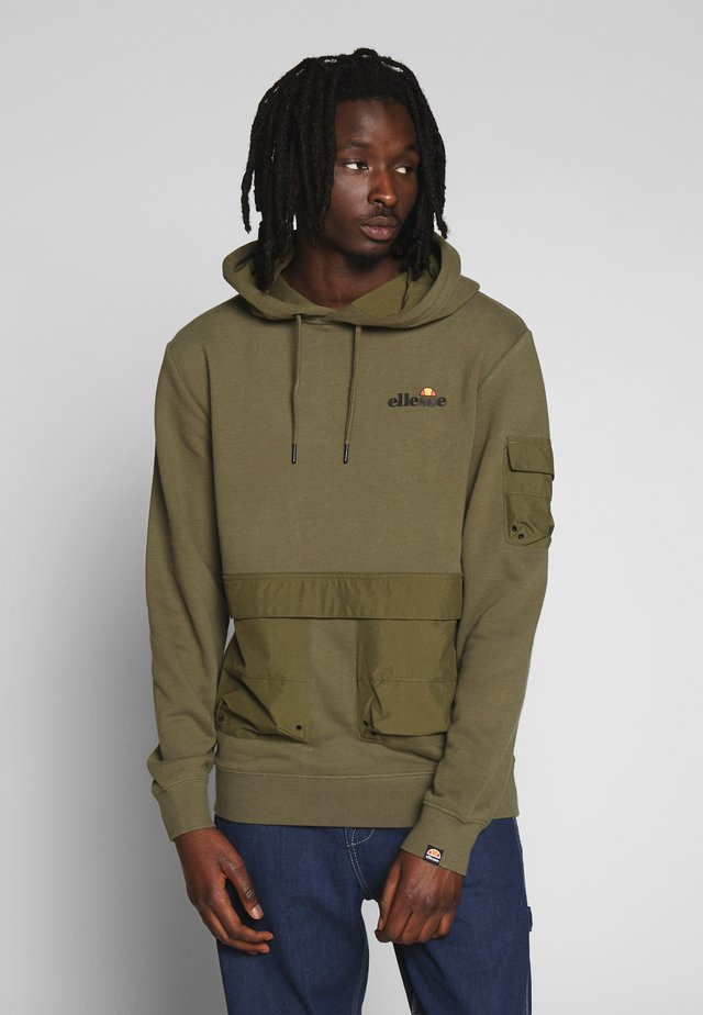 FONDO - Hoodie - dark green