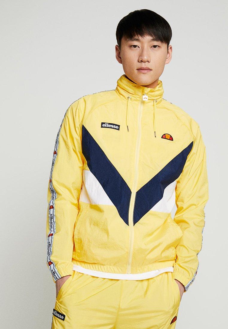Ellesse - GERANO - Træningsjakker - light yellow