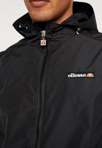 Ellesse - TERRAZZO - Outdoorová bunda - anthracite - 5
