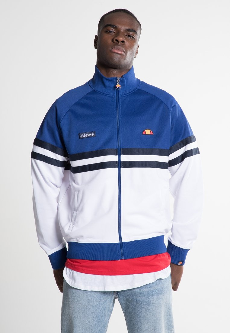 Ellesse - RIMINI - Training jacket - blue/white
