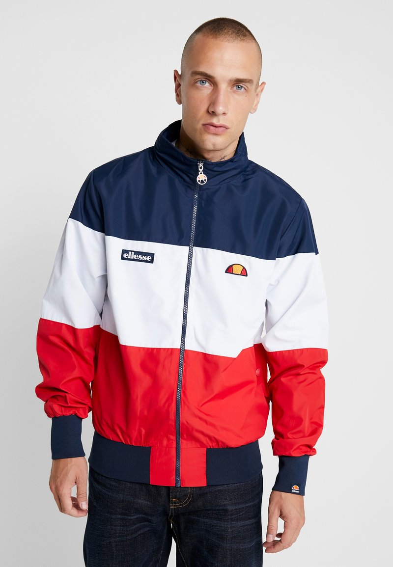 Ellesse - LA QUERCE - Summer jacket - red