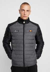 Ellesse - TARTARO - Winter jacket - black - 0