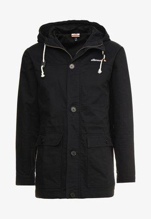 RALLIDAE - Summer jacket - black