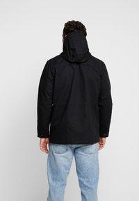 Ellesse - RALLIDAE - Lehká bunda - black - 2