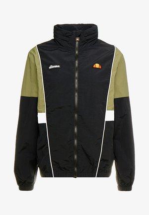 SERIATE - Sportovní bunda - black