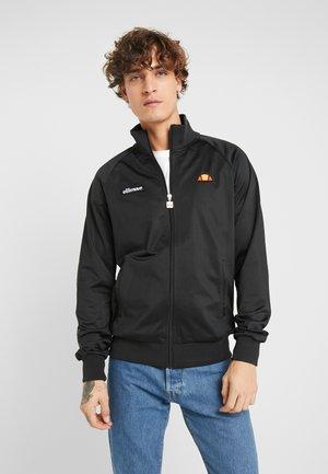 SALANO - Training jacket - black
