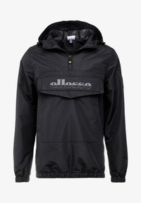Ellesse - MONT REFLECTIVE - Summer jacket - black