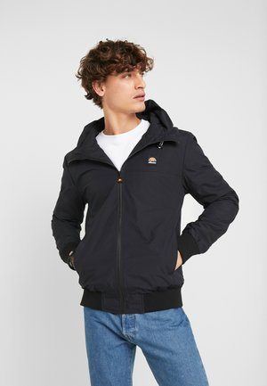 MONTIO - Summer jacket - black