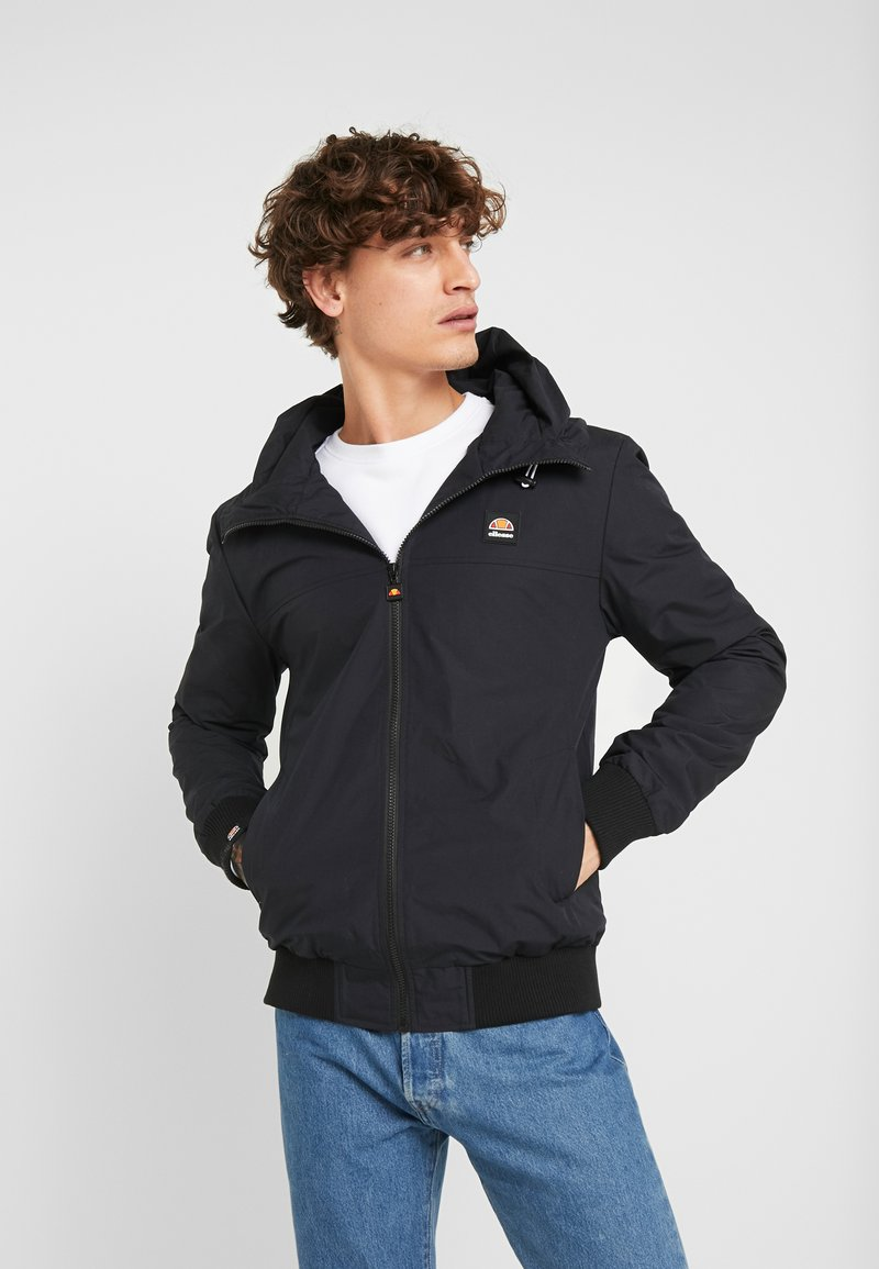 Ellesse - MONTIO - Summer jacket - black
